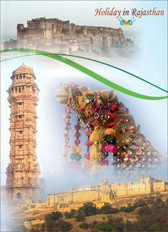 Rajasthan Tour to view forts & palaces, temples, lakes and colorful desert areas of the state. http://holidayinrajasthan.com