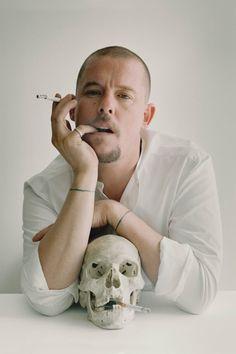 Lee 'Alexander' McQueen - Tim Walker- October 2009 issue