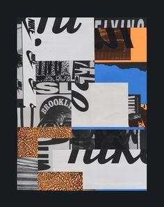 Vintage Graphic Design Chris Burnett - A selection of work by Los Angeles-based artist Chris Burnett. Vintage Graphic Design, Graphic Design Layouts, Graphic Design Typography, Graphic Design Inspiration, Layout Design, Print Design, Fashion Typography, Design Design, Design Posters