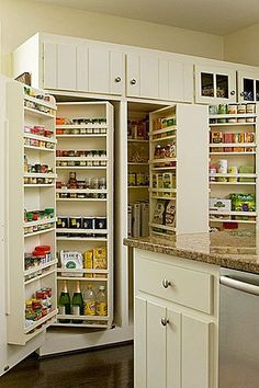 Love it! I can just imagine the space and how big my stockpile could be!