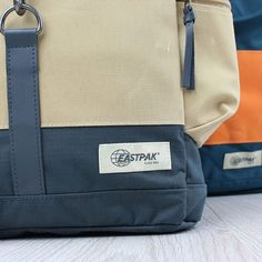 Just landed in time for the weekend madness... @eastpak #plica #backpack super clean #retro styled pack inline at #supereight now... #carrygoods #backtoschool #luggage