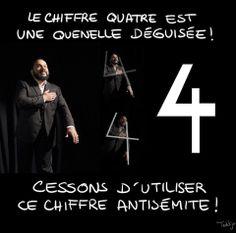 4 #Quenelle #Dieudo #humour