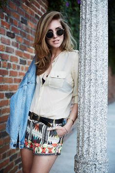 Chiara Ferragni..... The Blonde Salad