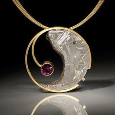 Tao Pendant by Jacob Albee  