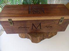 Wine Box for Wedding Wine Box Ceremony Anniversary by MossyHoller, $99.00