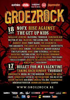 Groezrock 2009, was ik bij!