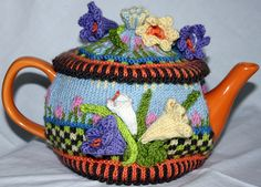 Ravelry: Spring Cozys pattern by Lynette Meek