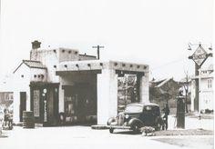 Sunoco, Flint MI.  1920's