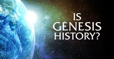 Showing in theaters as a one-night event only on Thursday, February 23, IS GENESIS HISTORY? shines new light on our origins, providing a positive argument for Biblical Creation and the Flood.
