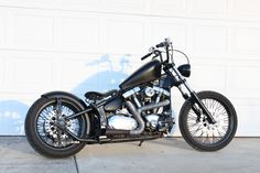 Cannonball Metal Works | Black Out Bobber | Yamaha Road Star 1700