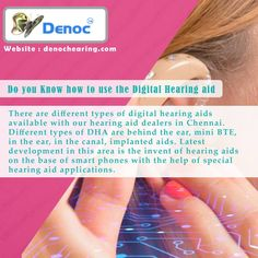 Hearing aid Suppliers in Chennai  #denoc #hearing #care #centre tops the list of being the best #hearingaid Supplier in #chennai Few reasons for #denoc to be the #besthearingaid supplier in #chennai 1.We deal with all leading international Hearing aid brands 2.Our #hearingaid product #price ranges from Rs.5500 – Rs. 2.5Lakhs 3.We are engulfed with the best #hearingcare #professional in the industry 4.Advanced technology to program #hearingaids 5.Experienced #audiologist in #chennai…