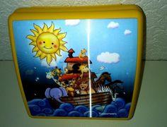 """Tupperware Brotdose mit Wackelbild Arche Noah Tag und Nacht - NEU!  1 x Brotdose """"Arche Noah"""" mit...,Tupperware Brotdose mit Wackelbild Arche Noah Tag und Nacht - NEU in Hannover - Ricklingen"""