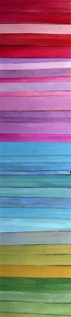Reading Rainbow by Parsley Steinweiss