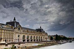 I love this place!!  Paris- Museè d'Orsay