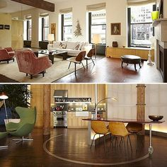 Claire Danes New York Apartment Pictures