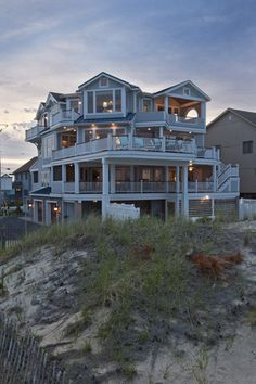 beach house big enough for all the friends and family