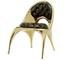 Versace y los hermanos Haas crean una colección de muebles de lujo