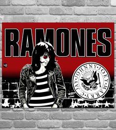 Poster - Ramones