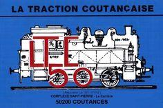 Premier logo de la Traction coutançaise