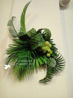 palm sunday altar ideas | Palm Sunday Church Flower Decor 2013 ~ flower daily blog