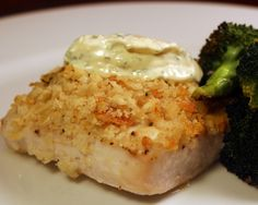 Dijon Herb Crusted Mahi Mahi with Remoulade Sauce | Johnny Prep - The Soup Guy - Recipes, Videos, Classes