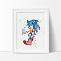 - Description - Specs - Processing + Shipping - Create your own boy cave with our impressionistic + splatter watercolor style handmade art prints, featuring inspirational quotes and some of your favor