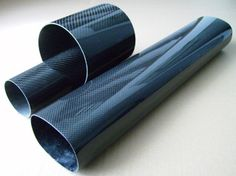 Starting from May 10, 2013, Shanghai Lijin has introduced a new line to cover the increasing demanding of real filament wound carbon fiber tube. The filament wound carbon fiber tube is usually of large size over 80mm diameter. They can be for yacht mast, telescopic pole and other heavy load products. The type of high modulus carbon fiber makes the tube rigid enough for much usage.