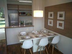 Imagem 07 - Modelo Decorado Sala de Jantar
