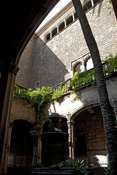 Casa de l'Ardiaca  BCN medieval