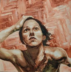 ARTFINDER: Vertigo by Suzana Dzelatovic - Psychological portrait of a person when she is all alone, when she's naked as truth.