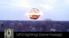 UFO Sightings Drone Footage April 20th 2017