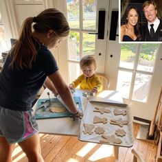 Joanna Gaines' Daughter Emmie and Son Crew Team Up in the Kitchen: 'Her Own Cookie Recipe' Joanna Gaines Family, Chip And Joanna Gaines, Joanna Gaines Farmhouse, Fixer Upper Joanna, Magnolia Fixer Upper, Joanna Gaines Instagram, Magnolia Farms, Magnolia Market, Robinson Family