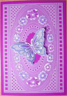 Silvis Hobbywelt - ambarcațiunile de pergament și mult mai mult: Floral