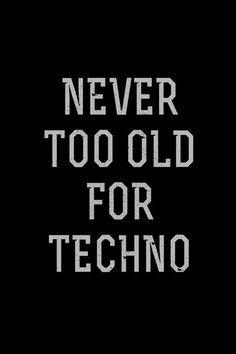 Techno 4 Life! #techno