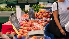 Visit the St. Jacobs Farmers' Market to find local foods and handcrafted products from hundreds of vendors. Gluten Free Blueberry Muffins, Blue Berry Muffins, Pantry Essentials, Holistic Nutritionist, Meat And Cheese, Fruits And Vegetables, Farmers Market, Travel Guide, Foods