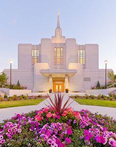 Calgary, Alberta LDS Temple