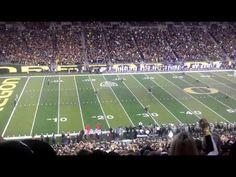Oregon vs Arizona 2012 Kickoff