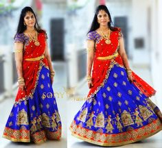 Beautiful Jahnavi in our Bridal Couture !!!for attire details mail us at :-sonyreddy24@gmail.comcall or whts app at:-8008100885  18 January 2017
