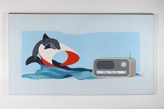 Área Visual: Las ilustraciones y graffitis de Evgeniy Dikson