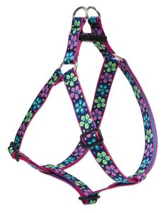Lupine 1 Inch Flower Power Step In Dog Harness for Large Dogs *** To view further, visit now : Dog harness