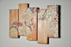 Colorful Tumbled Stone Ancient Antioch Mosaic by mckennadesign, $1650.00