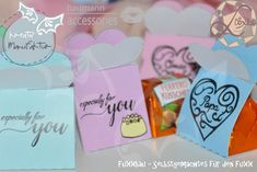 Freebie Küsschen Box -  Download SVG butterfly SINGLE CHOC WRAP with free paper