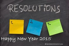 School Counselor Central: 2015 Resolutions - Focus on Profession