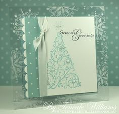 Christmas is coming and I am happy to report my classes are getting back in full swing just in time to help with your end of year Cardmaking. Most of my cards have a Christmas theme in November starting with…