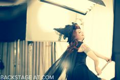 """BEHIND THE SCENES – SCISSOR SISTERS """"BABY COME HOME"""" MUSIC VIDEO photo: Kevin Tachman / BackstageAt.com"""