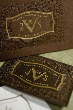 emboss | #Business #Card #letterpress #creative #paper #businesscard #corporate #design #visitenkarte #corporatedesign < repinned by an #advertising agency from #Hamburg / #Germany - www.BlickeDeeler.de | Follow us on www.facebook.com/Blickedeeler