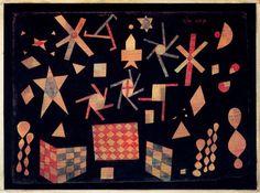 ¤ Paul Klee, Jeu Assyrien, 1923, 79
