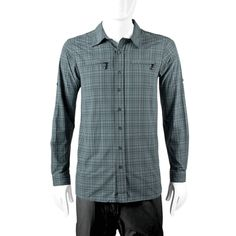 Aero Tech Designs Tall Mens Cycling Urban Commuter Biking Dress Shirt