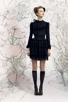 Red Valentino Fall 2010
