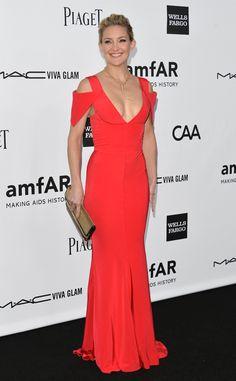 Kate Hudson's AMAZING dress at the amfAR Inspiration Gala